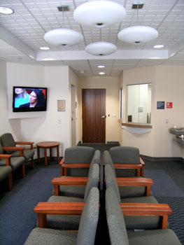 Cornerstone Ambulatory Surgery Center Waiting Room