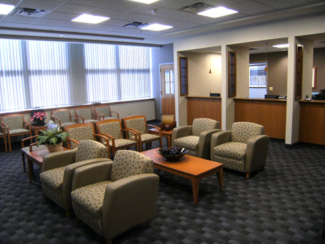 Lehigh Valley Diagnostic Imaging CT Suite Fit-out Project Page