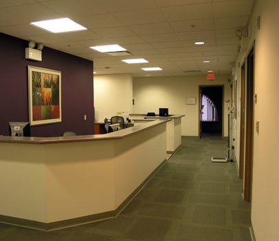 St. Lukes Hospital - Allentown Cancer Center Nurses station