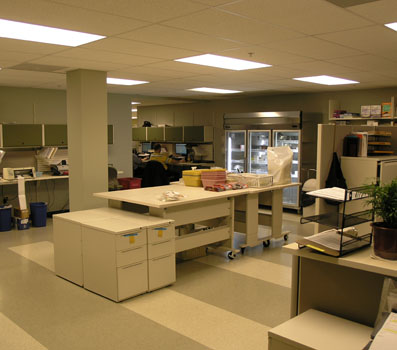 Homestar Retail & Office Fit-out Infusion mixture lab